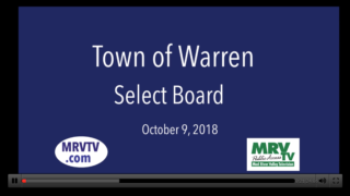 Warren Select Board
