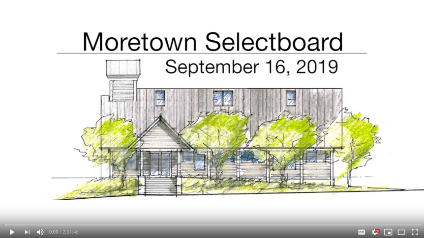 Moretown Select Board